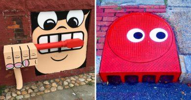 Ateliers peinture sur mobilier urbain