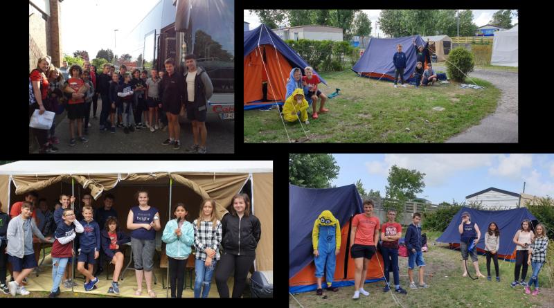 Mini Camp pour les enfants de l'accueil Jeun'espace