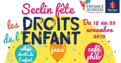 Seclin fête les 30 ans des droits de l'enfant