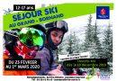 Skier au Grand-Bornand!