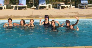 Soleil, Activités et jeux d'eau pour les 12-14 ans à Saint-Amand-les-Eaux !