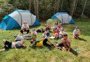 Les 10-12 ans en séjour-court au bord de la forêt de Raismes !