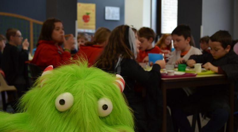 Une journée «Ensorcelante» dans l'école Jules Verne.