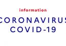 """Informations horaires ateliers """"JEUNESSE"""" liés à la Covid-19."""