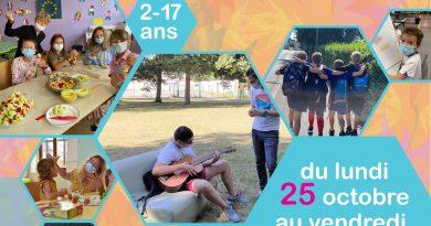 INSCRIPTIONS                                                                                                         AUX ACCUEILS DE LOISIRS D'AUTOMNE